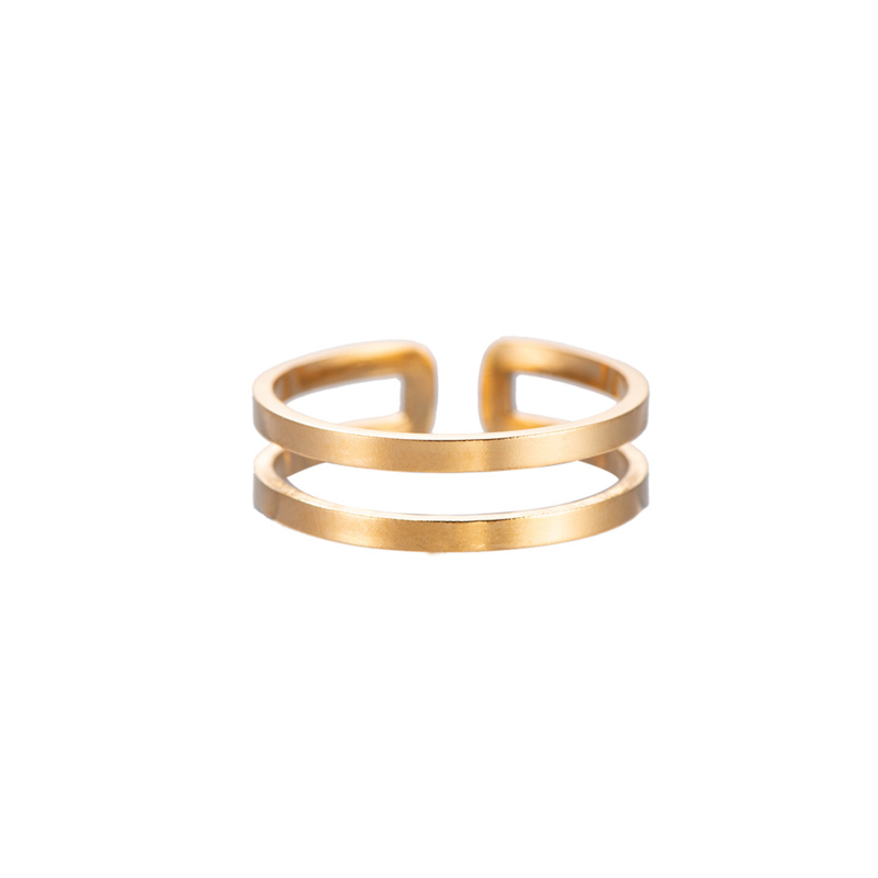 Gouden Ring Double