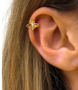 Ear Cuffs Bij Goud | Marody Collectie