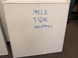 Deksel - Bovenblad Miele Novotronic T420 C