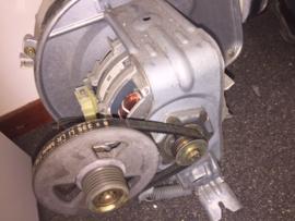 Motor (condensdroger) Miele