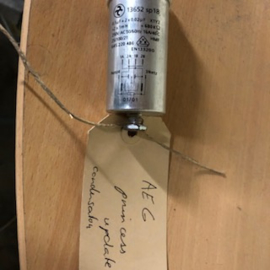 Condensator AEG Princess update