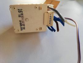 Programmaschakelaar (droger) AEG Lavatherm T520 Electronic