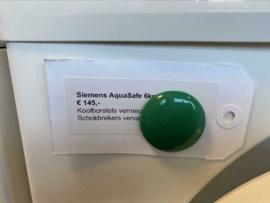Siemens aquaSafe 6kg