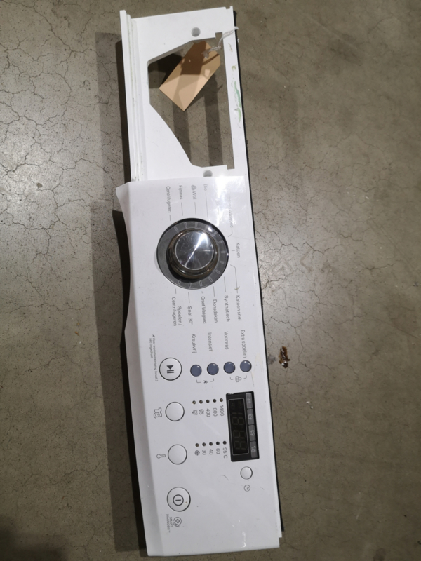 Bedieningspaneel LG  F1489QDP