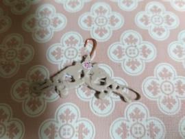 Romantisch kleding hangertje