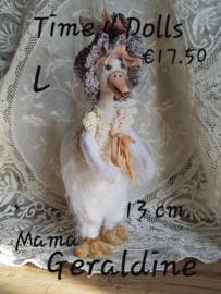 Geraldine, the Mama Goose (L - 13 cm.)