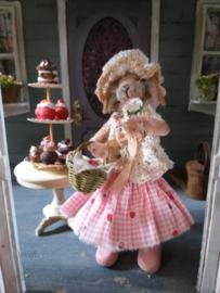 Bernadette Bunny ( 11 cm. )