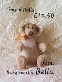 Baby Bear Bella (S - 4,5 cm.)