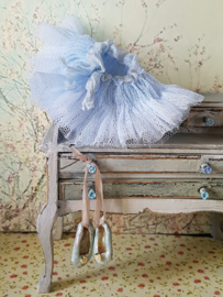 Tutu (± 4 cm.) blue colour, photo 1.