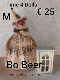 Bear Bo (M - 9 cm.) including shoes