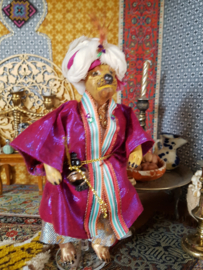 Sultan Ali Bengali, Höhe 15 cm.