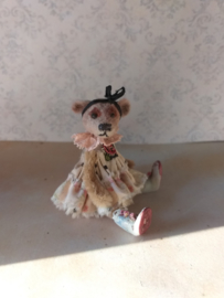 Baby Bear Bella (S - 4 cm.) including shoes
