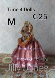 Golden Retriever, Jilly Jones (M - 9 cm.) including shoes