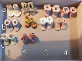 Schoentjes, maat L
