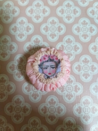 Frida Kahlo, cushion No. 3