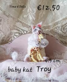 Baby Kitten Troy (S - 4,5 cm.)