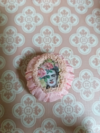 Frida Kahlo, cushion No. 1