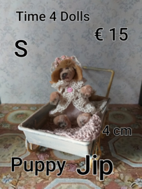 Golden Retriever, Puppy Jip (S - 4 cm.)