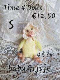 Baby Gans Gijsje (S - 4,5 cm.)