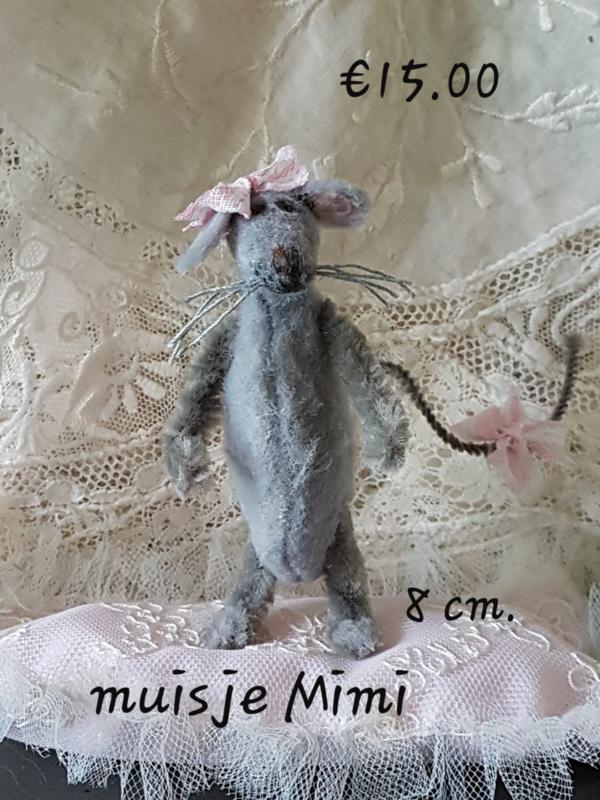Mimi het Muisje ( M - 8 cm.)