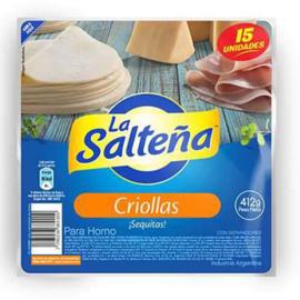 Empanadadeeg Criollas (1 pakje)