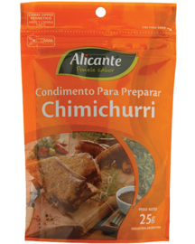 Alicante kruidenmix voor chimichurri