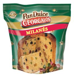 PAN DULCE MILANES GEORGALOS