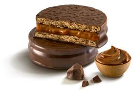 Alfajores Chocolate p/Unidad