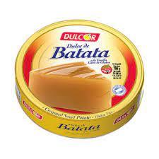 Dulce de Batata Dulcor(700g)