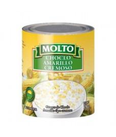 Choclo Amarillo Cremoso Molto 350g