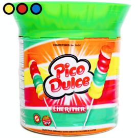Chupetines Pico Dulce