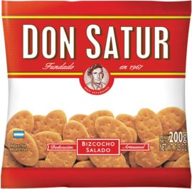 Don Satur Bizcochos Salados
