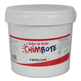 Chimbote Dulce De Leche Familiar 7KG