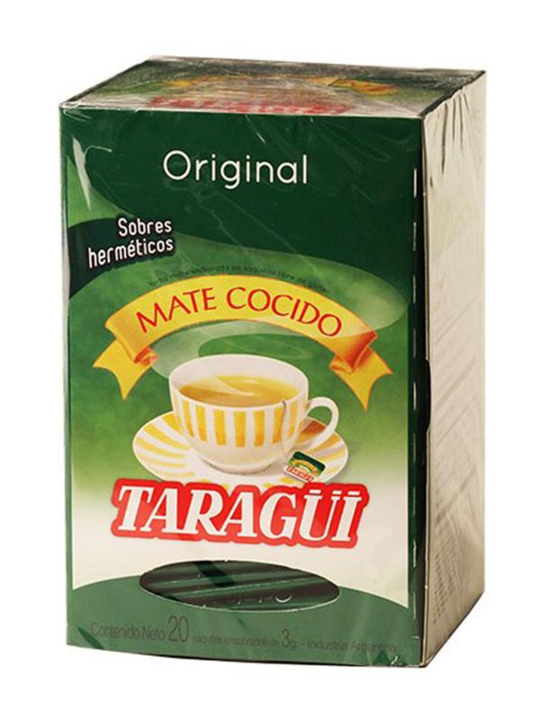 Mate cocido Taragüi