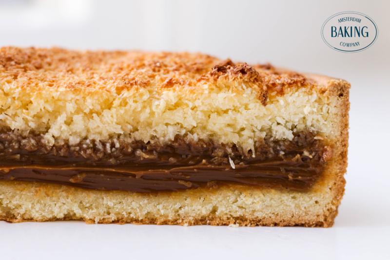 Tarta de Coco con Dulce de leche x 1