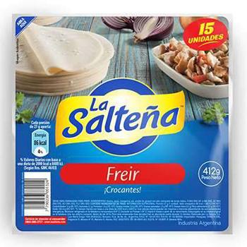 Tapas para Freír (1 blister)