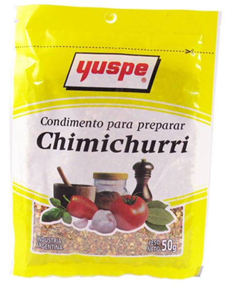 Yuspe Chimichurri