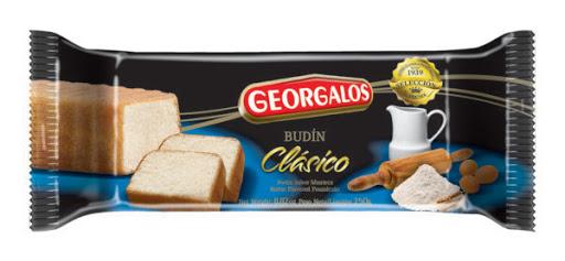 BUDIN CLASICO GEORGALOS 250G