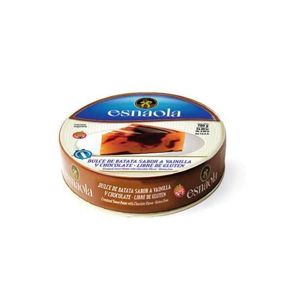 Dulce de Batata Chocolate Esnaola (700g)