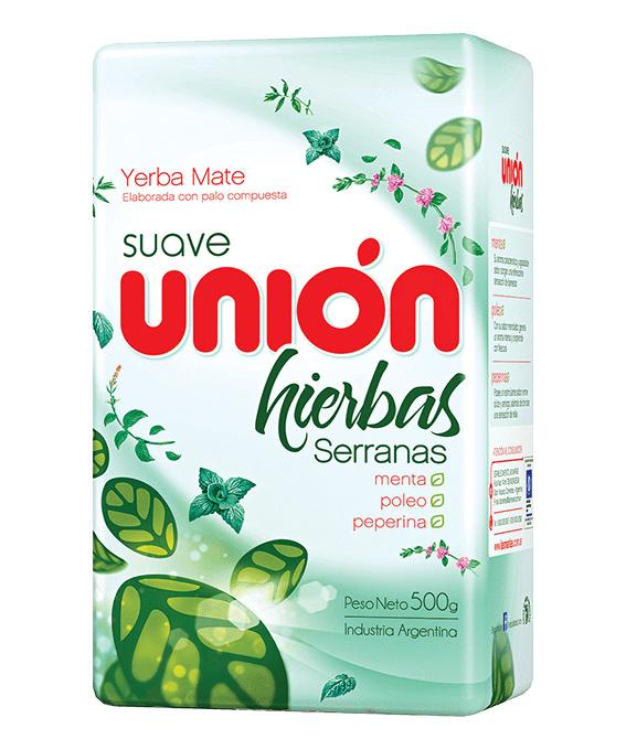 Unión Suave Hierbas Serranas