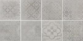 Sintesi Atelier - Bianco decorstuk 30x30 cm