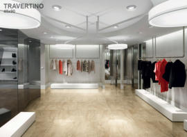 Italgraniti Marmo D Living - Travertino