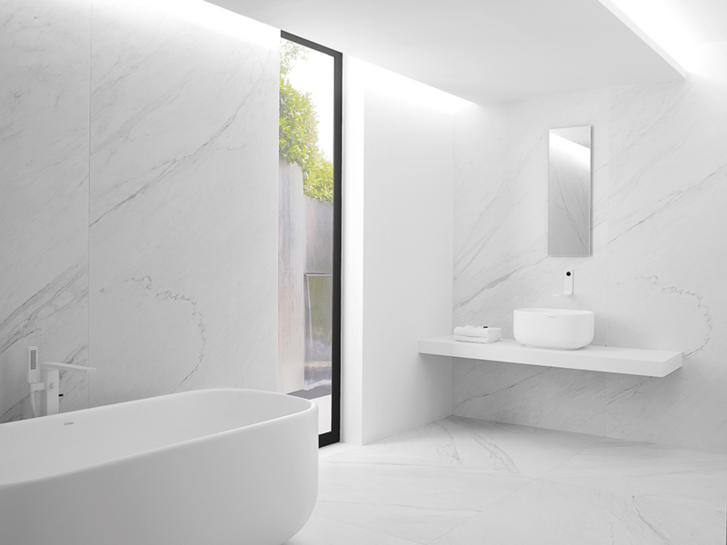 Porcelanosa Xlight Premium - Lush White Nature