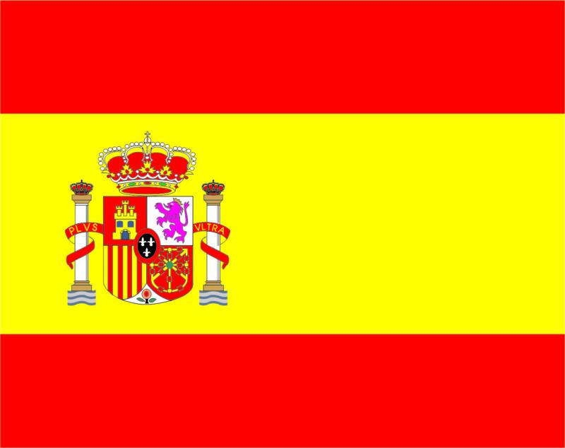 (rund) Spaanse stoofschotel met knoflook en rode peper.