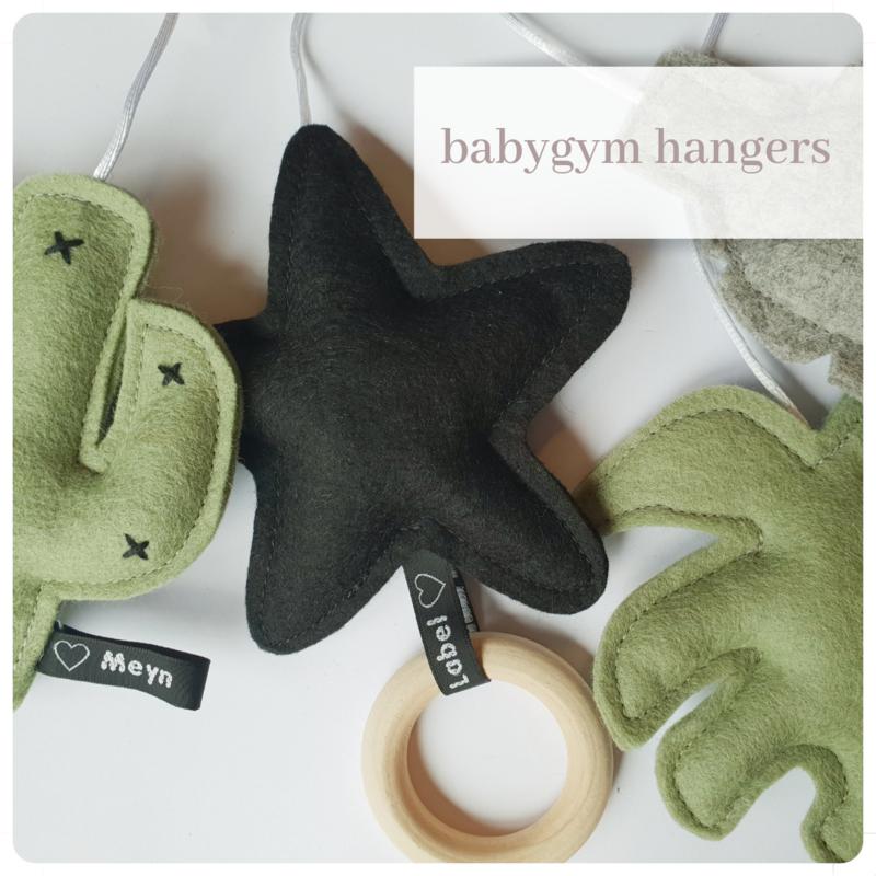 Babygym hangers