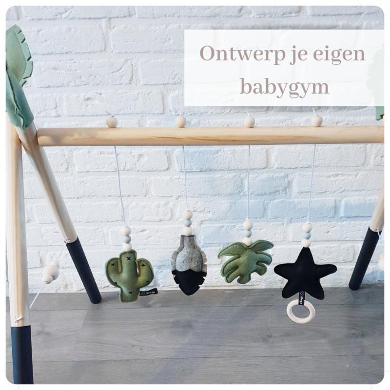 Babygym zelf samenstellen