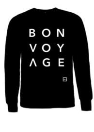 BON VOYAGE // Sweater