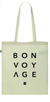 BON VOYAGE // Tote bag
