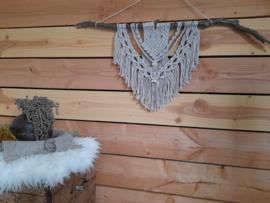 Macrame hanger Pleun