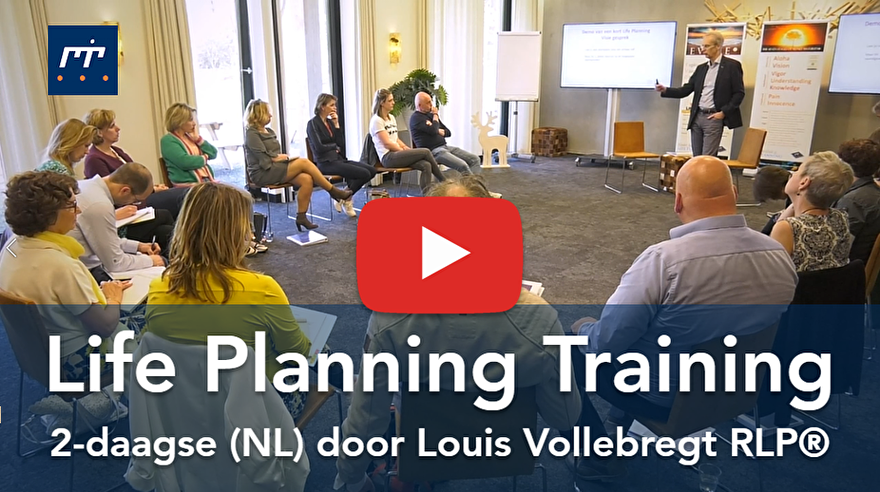 Sfeerimpressie Life Planning Training